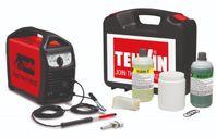 Cleantech 200 rengöring av svets i rostfritt