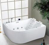 Stort fullutrustat massagebadkar,bubbelbad PM