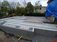 Gjutning av betongplattor mm - BRA PRIS