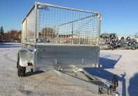 Kampanj - Tiki släp CS265-RB 750kg nätgrindar