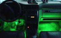 ZenseLight 4st MUSIKSTYRDA RGB LED-lister