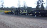 Palmse dumpervagnar, Palms skogsvagnar