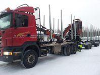 Optimering av lastbilar