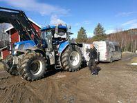 Optimering av lantbrukstraktorer