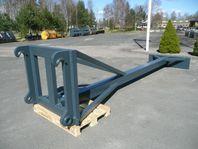 Städraka,Skrapa för Volvo L150,L180