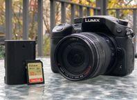 UTHYRES - Panasonic GH4 + 12-35mm 2.8