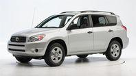 Söker Toyota Corolla