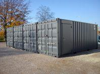 Container - moduler - förråd - verkstad