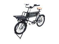 The Butcher delivery bike med elcykel