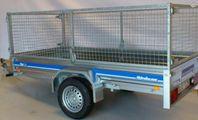 Släpvagn Tiki C265 70cm nät Pris 13.495:-