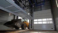 CRIVA IT40 - Industriportar till Maskinhallen
