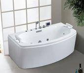 Populärt bubbelbad/ massagebadkar PM-hem