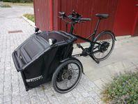 UTHYRES - Lastcykel med el-motor