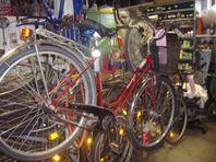 Cykelservice - utan fotbroms - 495:- - Solna