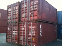 Begagnade 20ft & 40ft sjöcontainers i Luleå