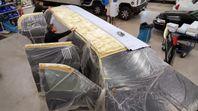Limo Limousine Reservdelar Vinyltak Vindruta