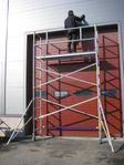 Byggställning Alufase 5 m