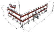 Ramställning Aluminium 148kvm 79 700:-