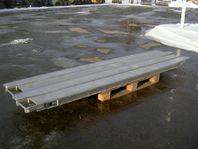 11 tons Förlängningsgafflar för Gaffel 150x70