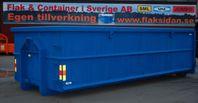 SISU Container med automatläm