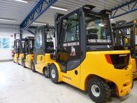 Förarutbildning för truck, lift och travers