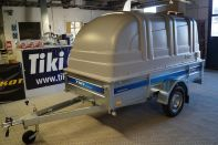 Vinterdeal Tiki trailer C-265 ink Kåpa FINANS
