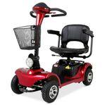 Seniorelscooter - Fabriksny - Fri frakt