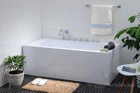 Prisgaranti på alla badkar