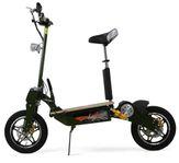 Elscooter 2000W 55+ km/tim REA - GRATIS FRAKT