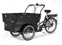 Cargobike Kindergarden El-lådcykel för 6 barn