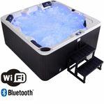 Utespa - Högsta kvalitet - WiFi/Bluetooth