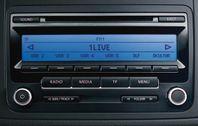 VW RCD310/300/200 utbytesenheter