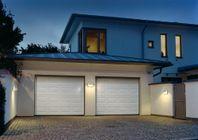 Garageportar 2500 bred och andra storlekar