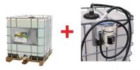 AdBlue 1000 L inklusive pumputrustning