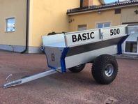 ATV vagn Iron Baltic Basic 500