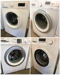 Nya model Tvättmaskiner(Bosch,Siemens&Electro