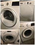 Miele,Bosch,Siemens Tvättmaskin & Torktumlare
