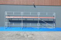 Byggställning Assco Ram stål 9x4m 9700:-