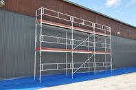 Ny ALTRAD RAM Byggställning 9 x 6m 16700:-