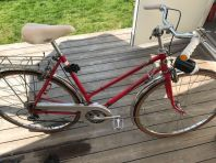 UTHYRES - Fin Crescent damcykel