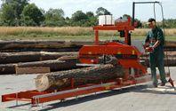 Wood-Mizer LT15 Sågverk 7,5 kW