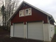 Garageport Nordline 3000x3000mm