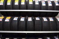 Nya samt begagnade däck