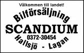 Scandium Bilförsäljning AB