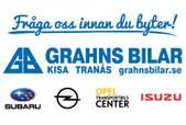 Grahns Bilar AB i Kisa logotyp