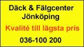 Däck & Fälgcenter i Jönköping