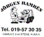 Jörgen Hamréns Bil AB logotyp