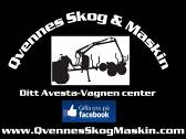 Qvennes Skog & Maskin AB logotyp