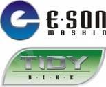E-Son Maskin & Tidy Bike