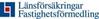 Länsförsäkringar Fastighetsförmedling Svalöv butikslogo
